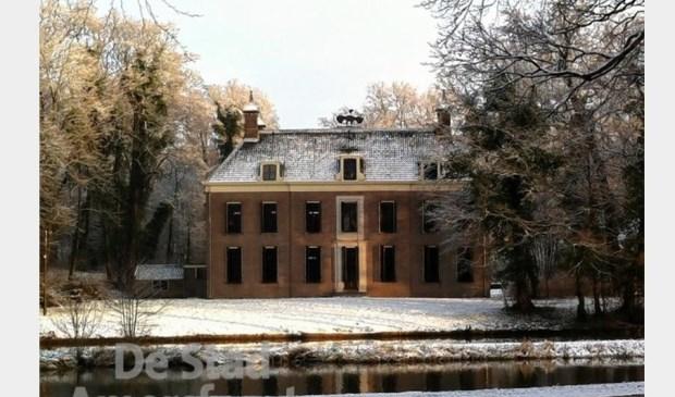 Landhuis Oud Amelisweerd in Bunnik, tot vorig jaar de locatie van het MOA.