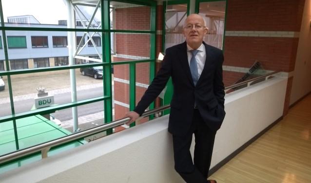 Marnix Kreyns is tegenwoordig directiesecretaris bij de BDU: ,,De belangstelling voor nieuws van dichtbij blijft.''
