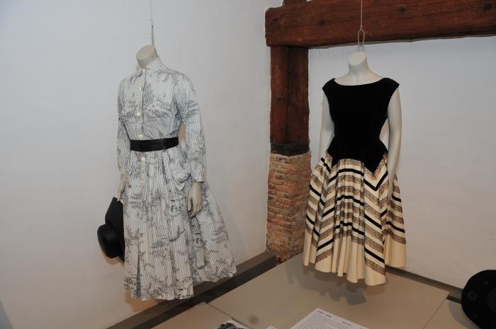 Impressie Mode in Zwart Wit
