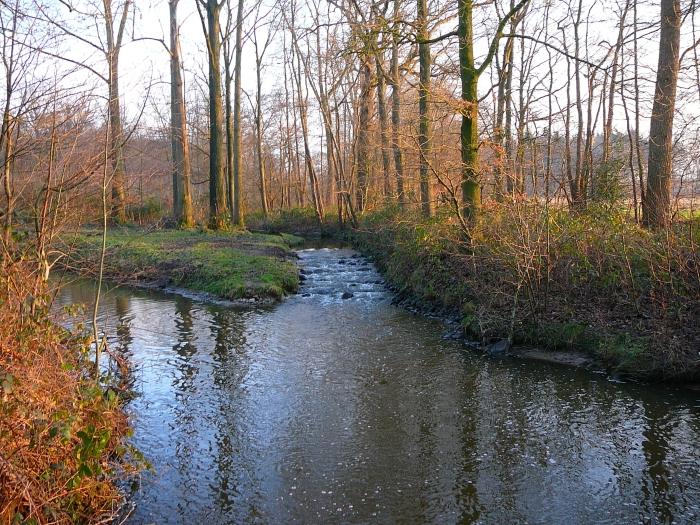 Waterloop in Waterschap Vallei en Veluwe
