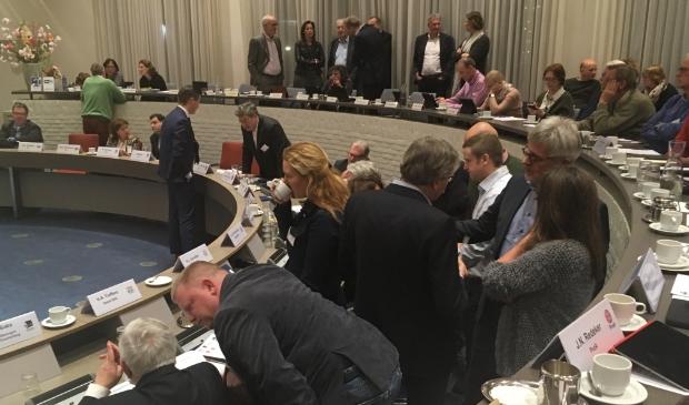 <p>De Soester fractievoorzitters belichten de tweede kamerverkiezingen.</p>