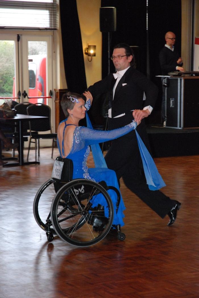De Vennepse Astrid Jonker met Danny Castien Ronald van Nus © BDU media