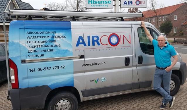 """Gert van de Munt: ,,Een airconditioningbedrijf heb je het volledige jaar nodig."""""""