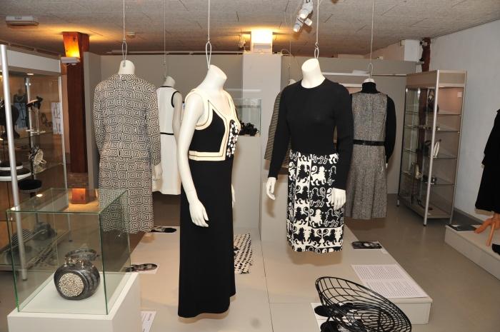 Impressie Mode in Zwart Wit Museum De Koperen Knop © BDU media