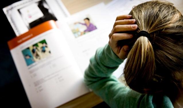 Basisschoolleerlingen krijgen CITO-toets