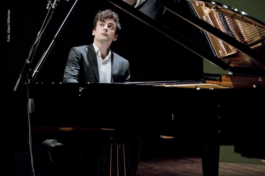 Beluister Alexander Ullman, winnaar Liszt-Concours 2017, op 23 februari in de Edesche Concertzaal.