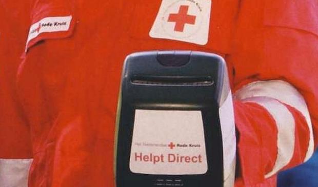 collectebus Rode Kruis