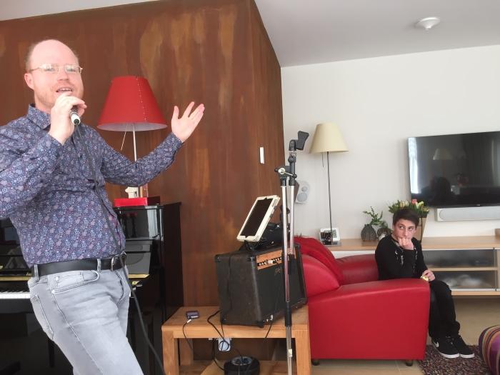 zanger huiskamerfestival