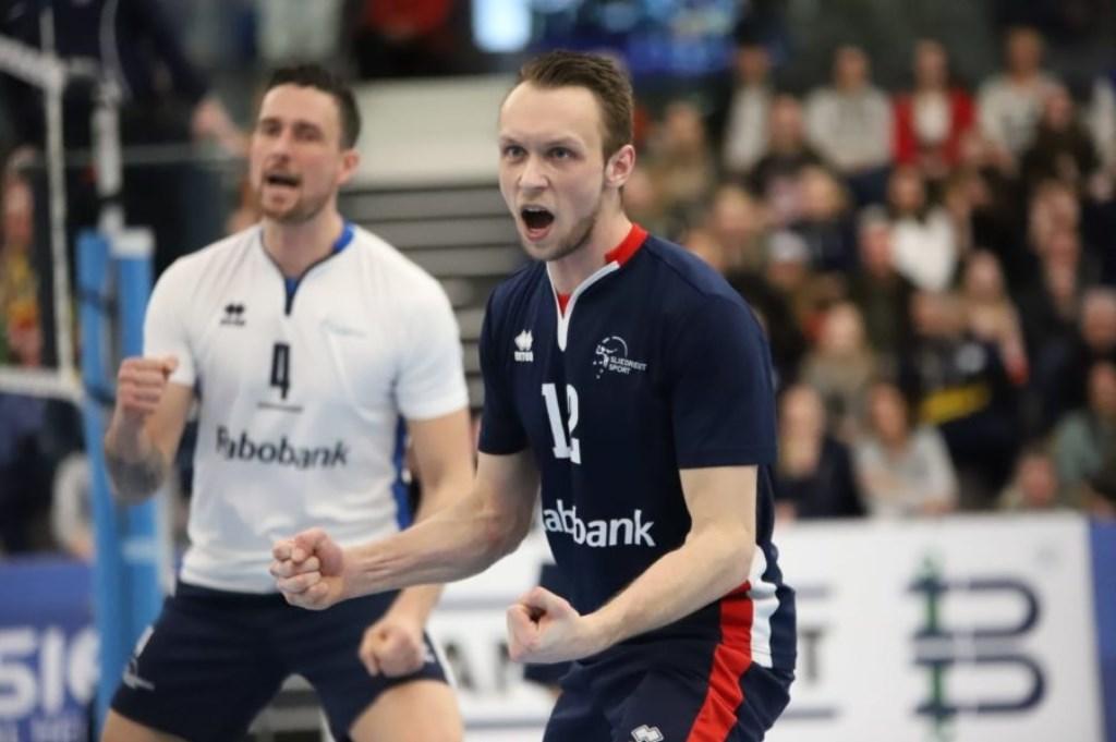 Sliedrecht Sport H1 - Dynamo