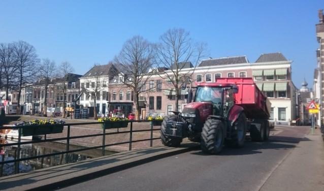 Blokkades van omgeving Eind zijn slechts incidenteel het geval blijkt uit onderzoek van De Stad Gorinchem.