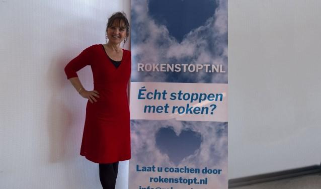 """Yvonne van Loosbroek: ,, Stoppen met roken is een cadeau aan jezelf"""""""