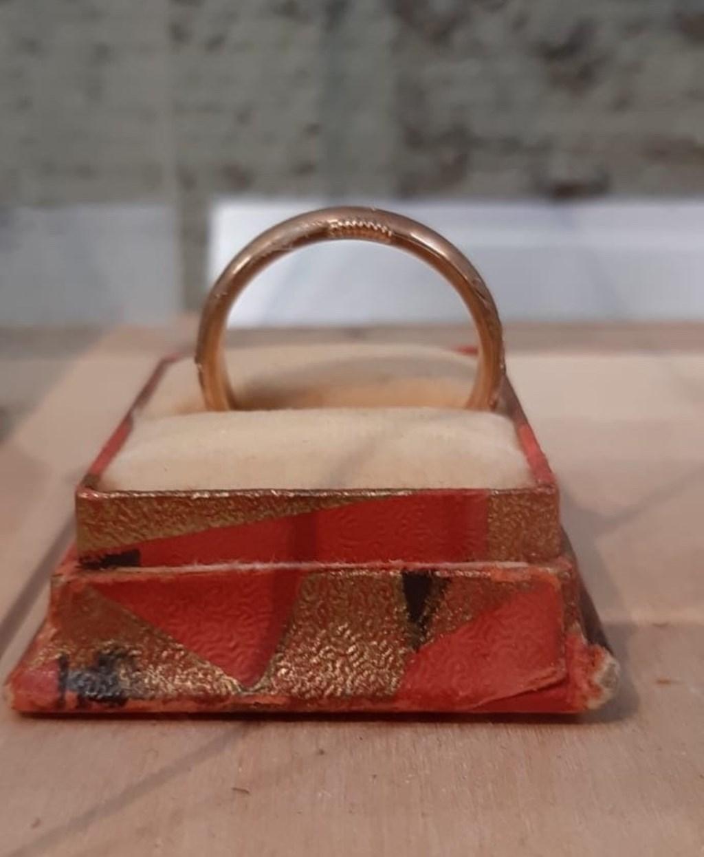 Ring van burgemeester Amersfoordt. Historisch Museum © BDU media