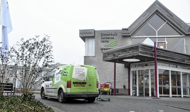 Het spreekuurcentrum van Gelderse Vallei in Barneveld.