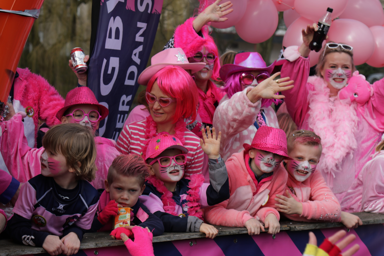 RC the Pink Panthers Sandra van Dam © BDU