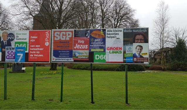 Woensdag 20 maart stemmen voor het waterschap en de provinciale staten.