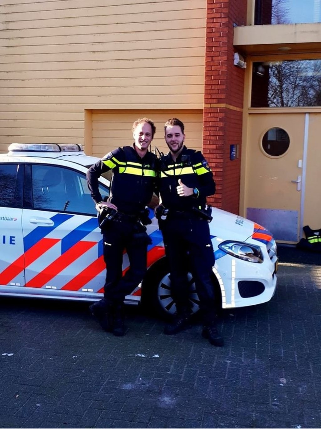 Politie Leusden en Woudenberg © BDU media