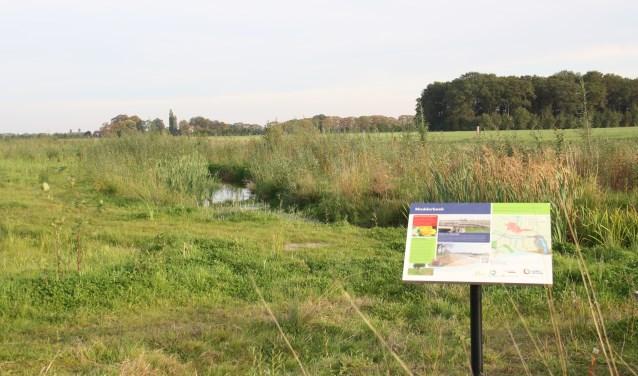 De Modderbeek bij Achterveld.