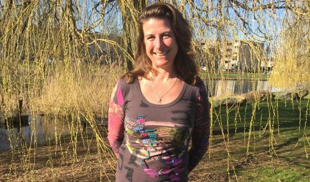 Gepassioneerde Barbara van der Meij de Bie, coordinator Buurtgezinnen.nl Velsen.