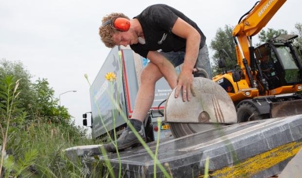 <p>Thomassen Boor- en Zaagbedrijf in Barneveld gaat uitbreiden.</p>