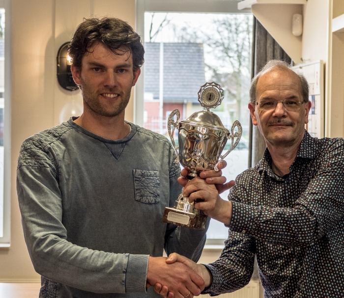 Peter vd Bergh winnaar Alblasserwaardtoernooi