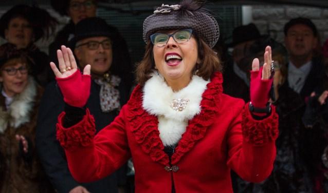 Joke viert haar jubileum met haar koren op 5 april om 20.00 uur in 't Podium in Renswoude.