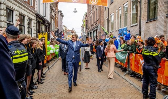 Koningsdag in Groningen (Archieffoto).