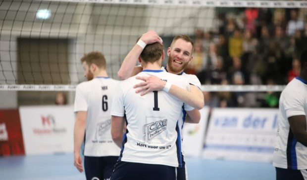 Sliedrecht Sport H1 - Dynamo Brian Cleton © BDU media