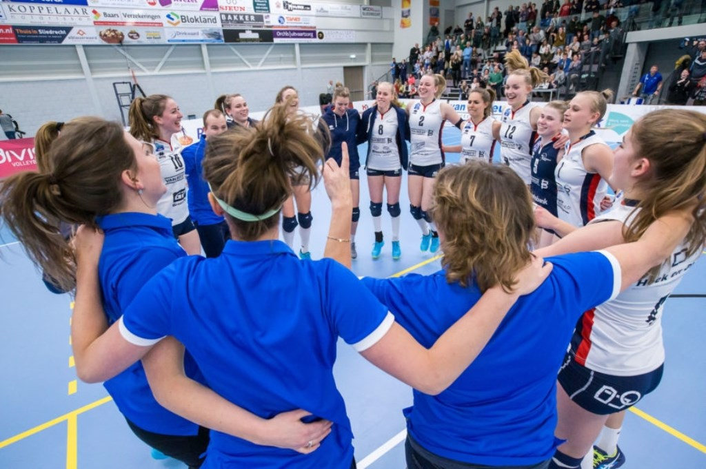 SLIEDRECHT , 16-3-2019 , Sliedrecht Sport D1 - Set Up ' 65 D1 , De Basis , Peter Verheijen © BDU media
