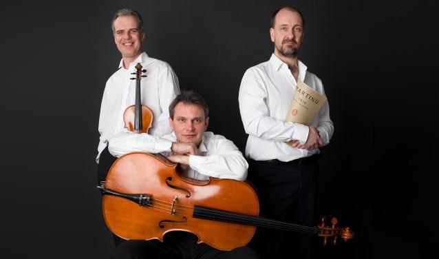 Het Tsjechische Trio Martinu speelt op vrijdag 29 maart muziek van Beethoven, Dvorák en Martinu.