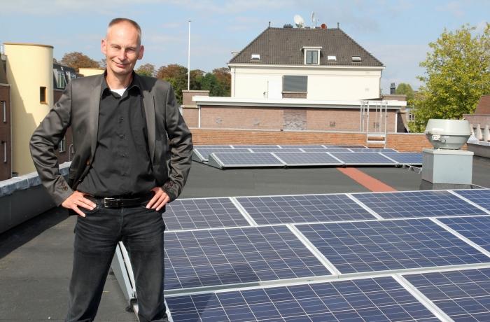 Water Natuurlijk kandidaat Arjen Rijsdijk