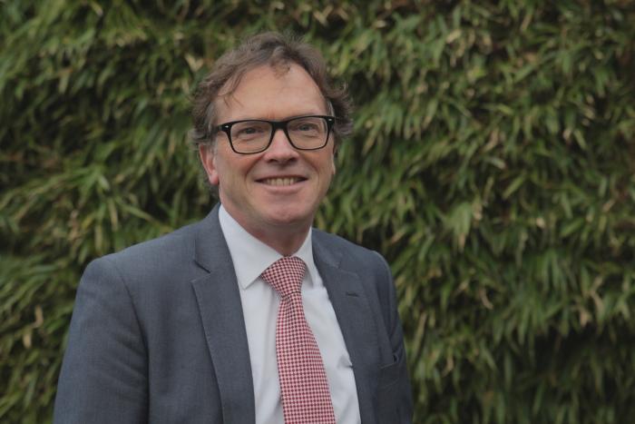Peter Sels, CDA-fractievoorzitter gemeente Harderwijk eigen foto © BDU media