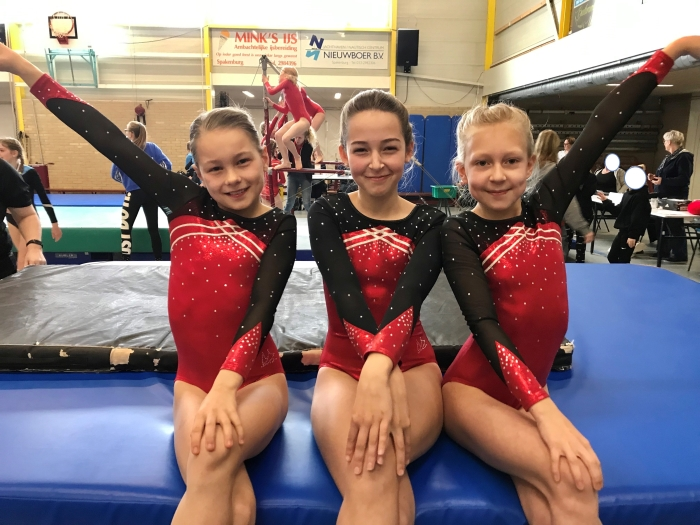 Turnsters ronde 2