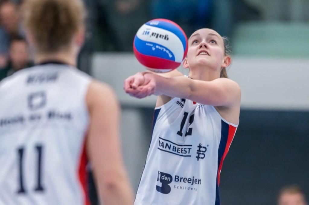 SLIEDRECHT , 16-3-2019 , Sliedrecht Sport D1 - Set Up ' 65 D1 , De Basis ,