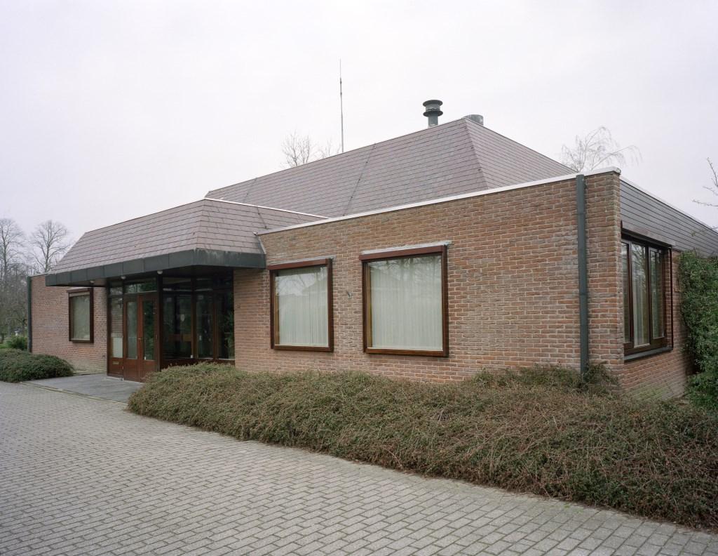 Het waterschapsgebouw aan de Burgemeester Wallerweg in Houten Fotodienst GAU, Het Utrechts Archief, CC BY 4.0 © BDU media