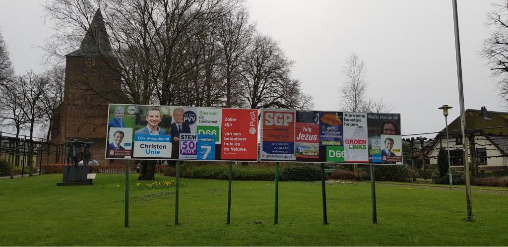 Woensdag 20 maart stemmen voor het waterschap en de provinciale staten.  M. Michielsen © BDU media