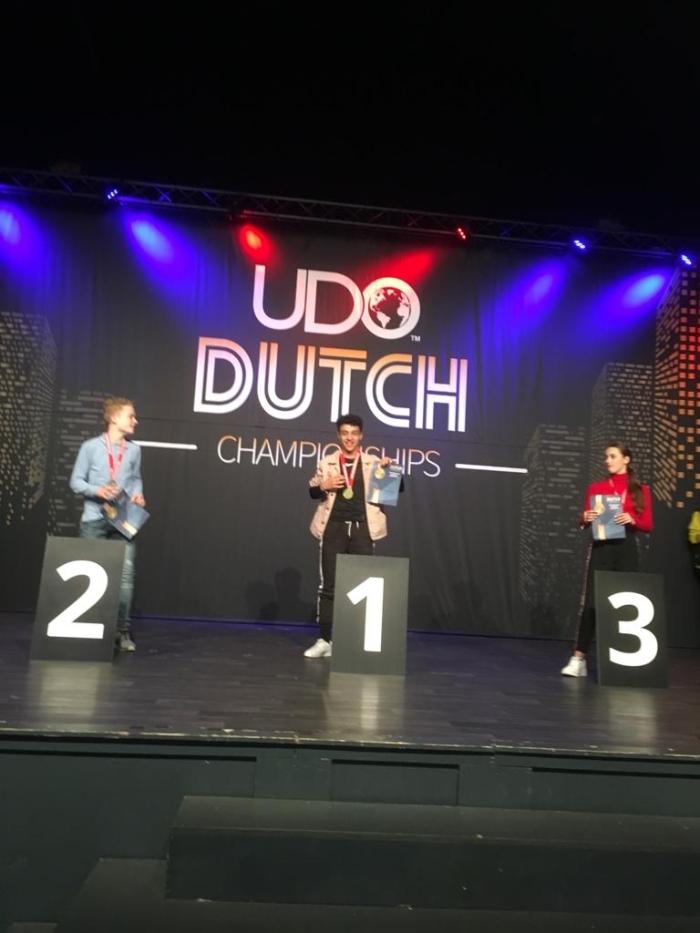 Dante Fedee R. van der Veld © BDU media