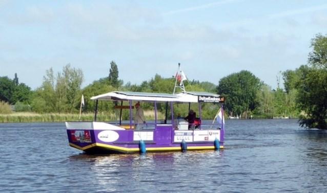 De Stroomboot.