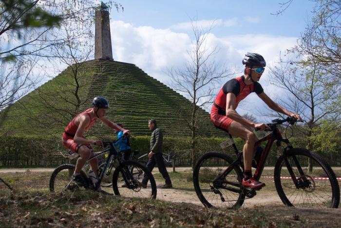 een prachtig parcours Klaas Haitsma © BDU media