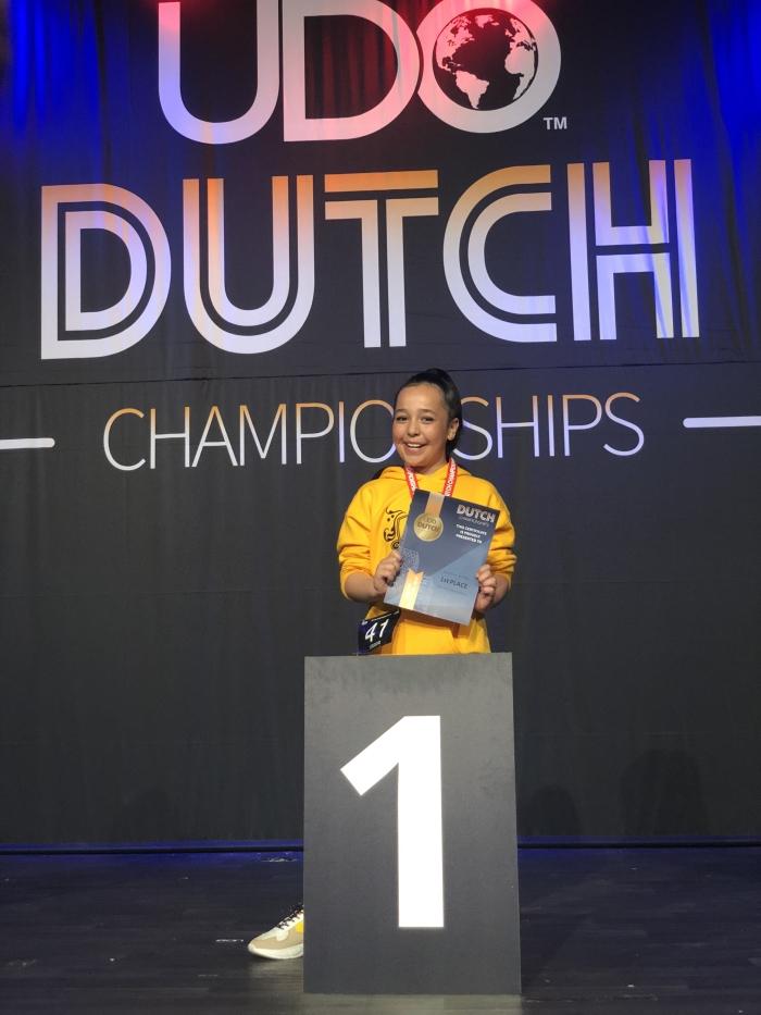 Sienna van der Veld R. van der Veld © BDU media