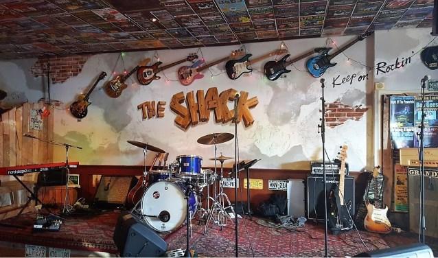 Podium The Shack