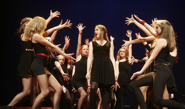Jonge talenten kunnen zich 18 mei presenteren aan het publiek.