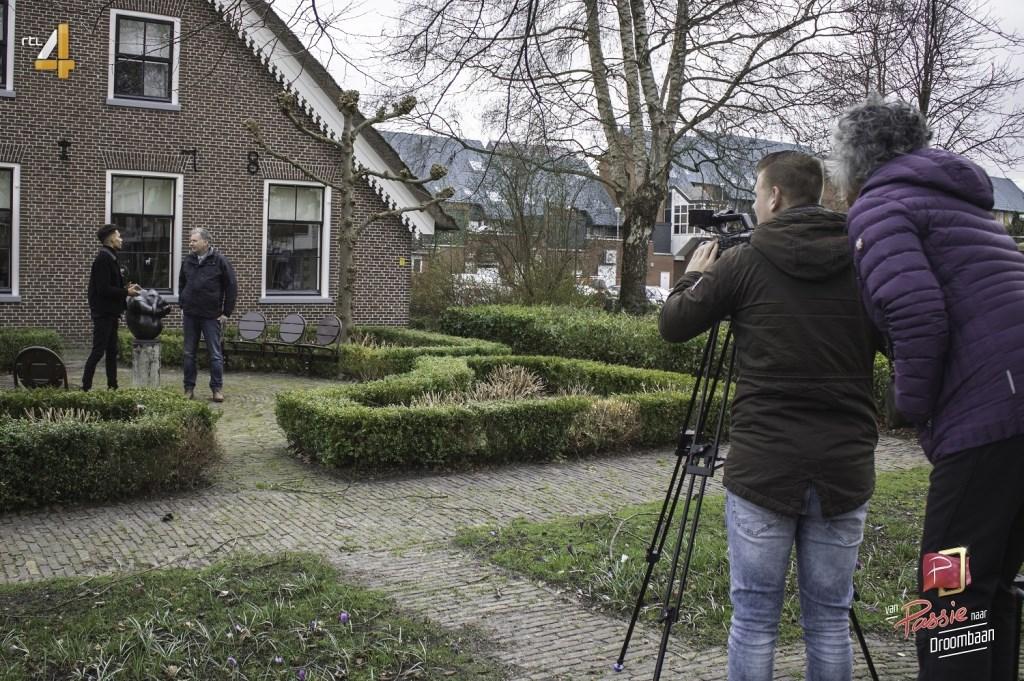 Jan van den Brink vertelt over zijn werk bij de gemeente. Gemeente Leusden © BDU media