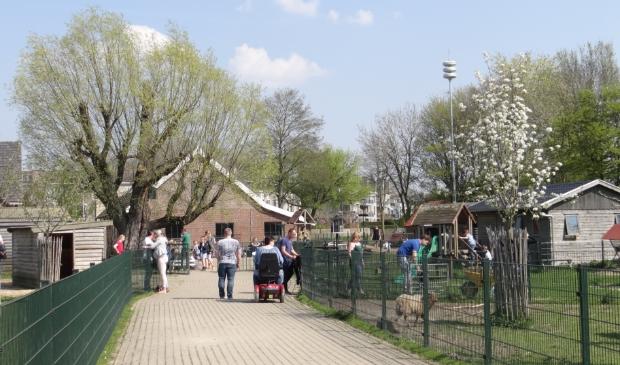 <p>De kinderboerderij van Buitenwereld</p>
