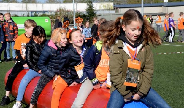 <p>De Koningsspelen in Nijkerk in 2019.</p>