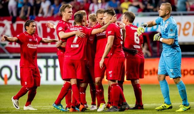 FC Twente komt vrijdag niet naar Duivendrecht.