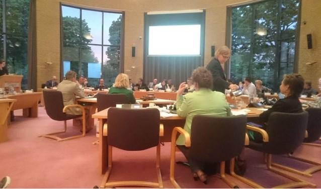 De raadszaal van Gorinchem ondergaat dit jaar een metamorfose, net als vergaderzaal 7.