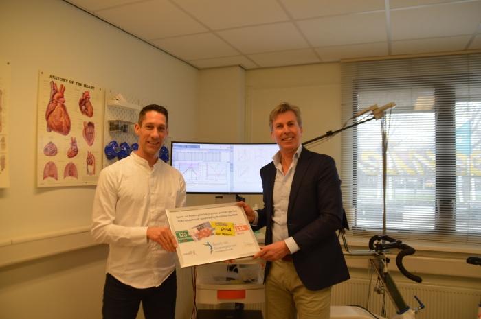 Jan Willem Dijkstra en Stefan Schilder kijken weer uit naar een sportief jaar