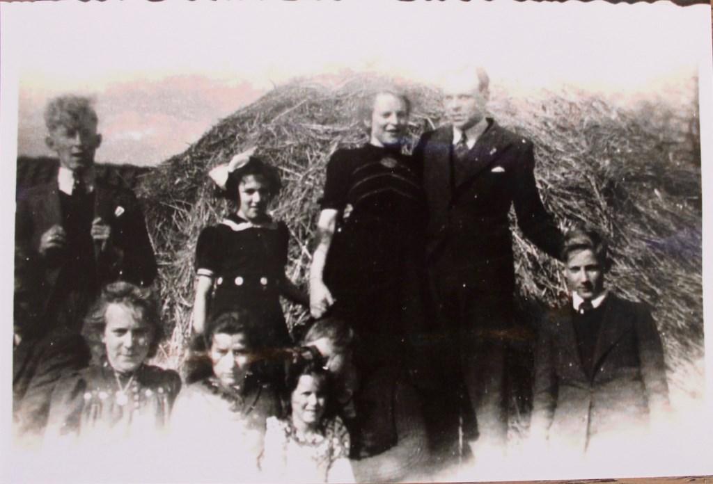 Haar grootouders Rijk en Antje van Loenen-Looijen Privé archief © BDU media
