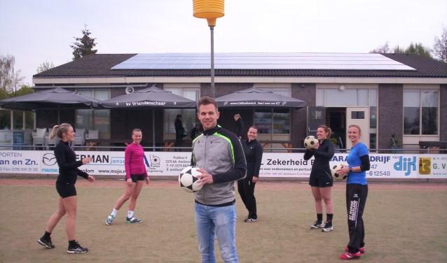 Bert Verspuij gaat na het veldseizoen zijn toekomst bij Vriendenschaar anders vormgeven.