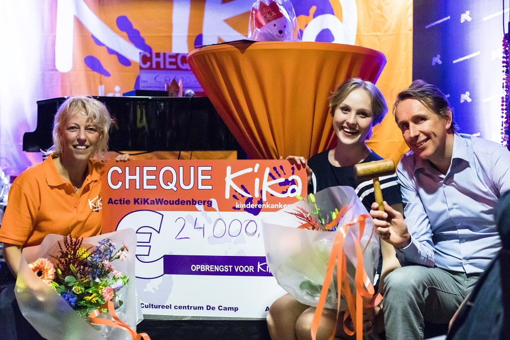 Van links naar rechts: Sandra Terlage, Lisanne Spaander en Rutger Mollee. Esther Meijer © BDU media